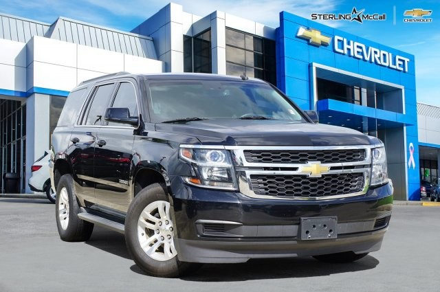 Chevrolet Suv 2015 >> Pre Owned 2015 Chevrolet Tahoe Lt Rear Wheel Drive Suv Offsite Location