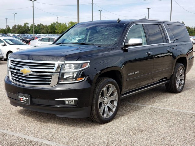 Chevrolet Suv 2015 >> Pre Owned 2015 Chevrolet Suburban Ltz Four Wheel Drive Suv Offsite Location